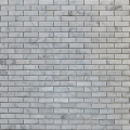 Mini Brick Carrara Polished Marble Mosaic