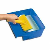 Padco Paint Pad Tray with 10 in Wheel