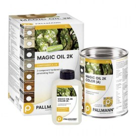 Pallmann Magic Oil 2K Red Brown