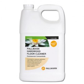 Pallmann Hardwood Floor Cleaner Commercial Concentrate 1 gal #62244