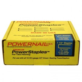 Powernail PowerStaples 1-1/2 in 15.5 Gage