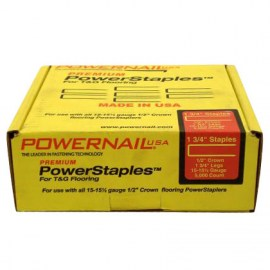 Powernail PowerStaples 1-3/4 in 15.5 Gage