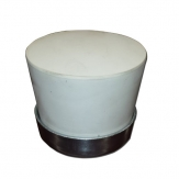 Powernail White Mallet Cap with Steel Ring