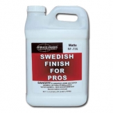 Precision Swedish Finish For Pros Matte 2.5 gal