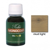 Rubio Monocoat Natural Oil Plus Finish Mud Light