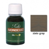 Rubio Monocoat Natural Oil Plus Finish Slate Gray