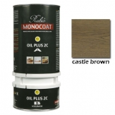 Rubio Monocoat Oil Plus 2C Finish Castle Brown