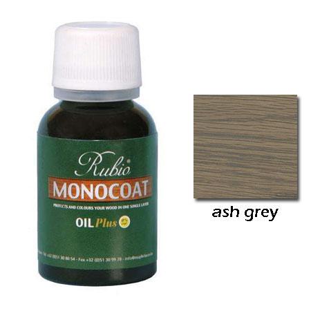 Rubio Monocoat Natural Oil Plus Finish Ash Grey