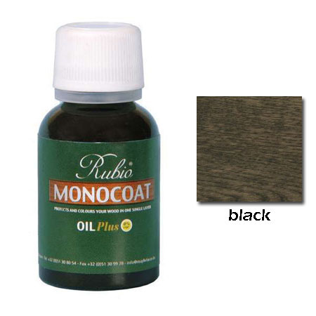 Rubio Monocoat Natural Oil Plus Finish Black