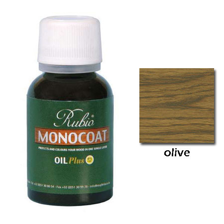 Rubio Monocoat Natural Oil Plus Finish Olive
