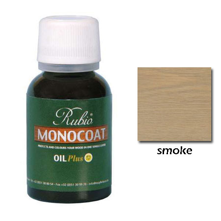 Rubio Monocoat Natural Oil Plus Finish Smoke